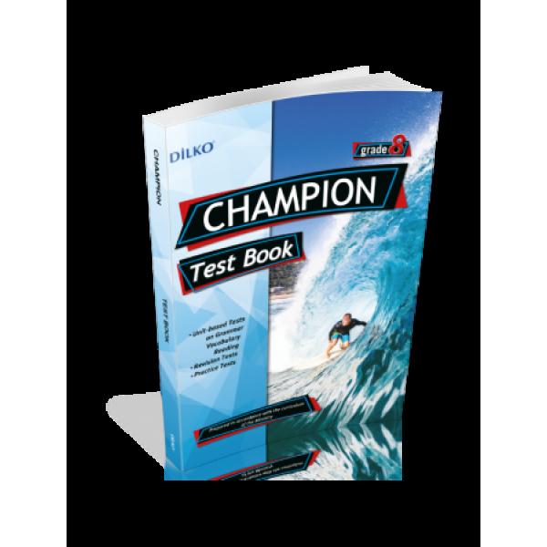 8. SINIF CHAMPION TEST BOOK