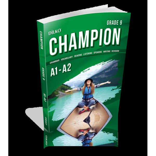 9. SINIF  CHAMPION A1 - A2
