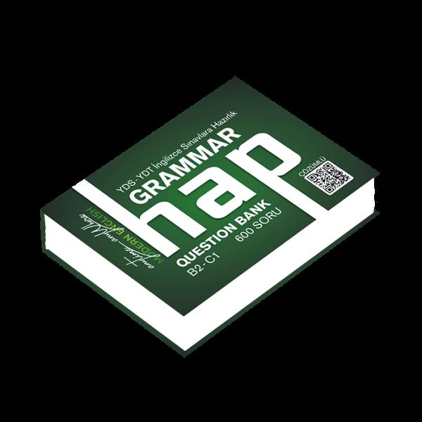 HAP Grammar B2-C1 (Çözümlü)