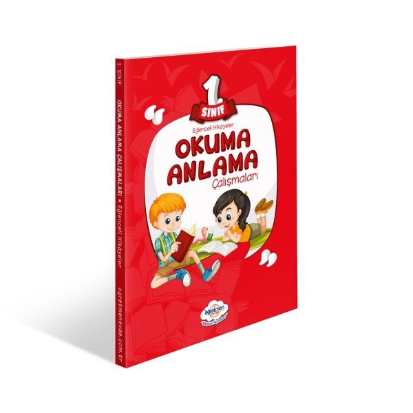 1. Sınıf Okuma Anlama Kitabı – Öğretmen Evde Yayınları