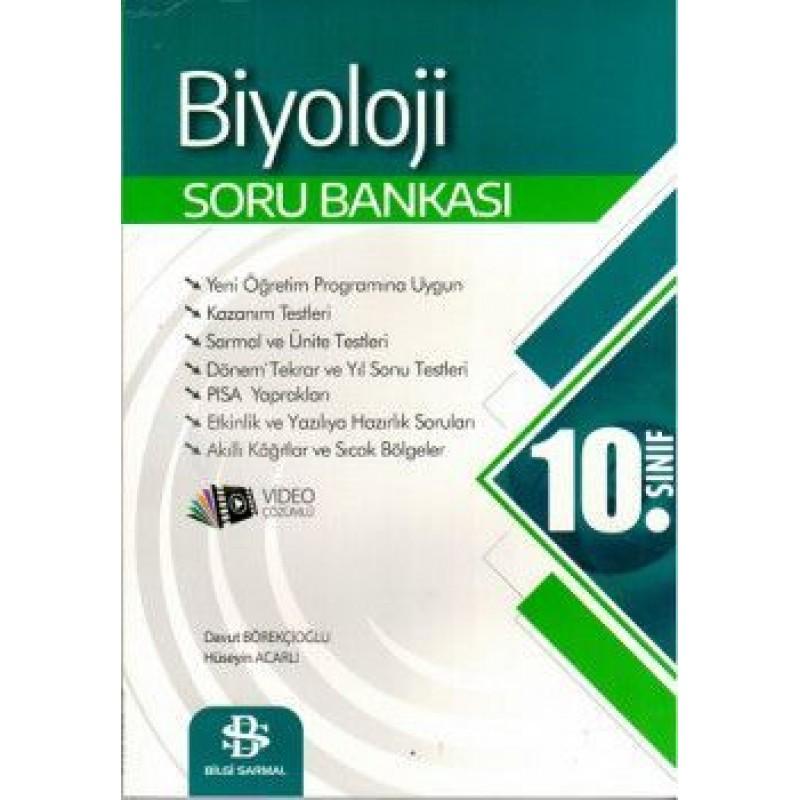 Bilgi Sarmal 10. Sınıf Biyoloji Soru Bankası
