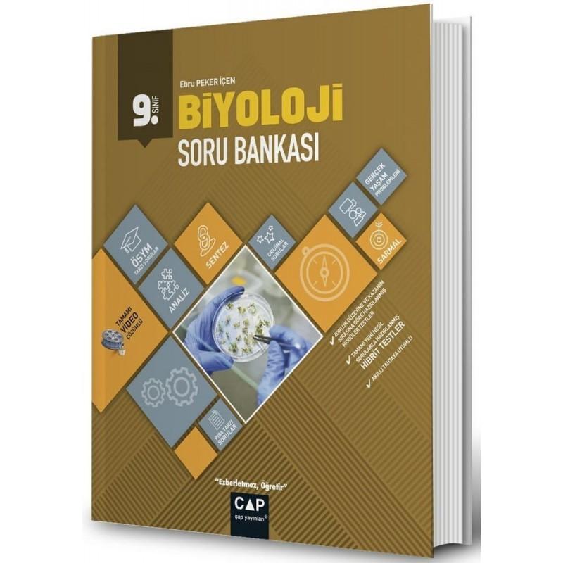 Çap 9. Sınıf Anadolu Lisesi Biyoloji Soru Bankası